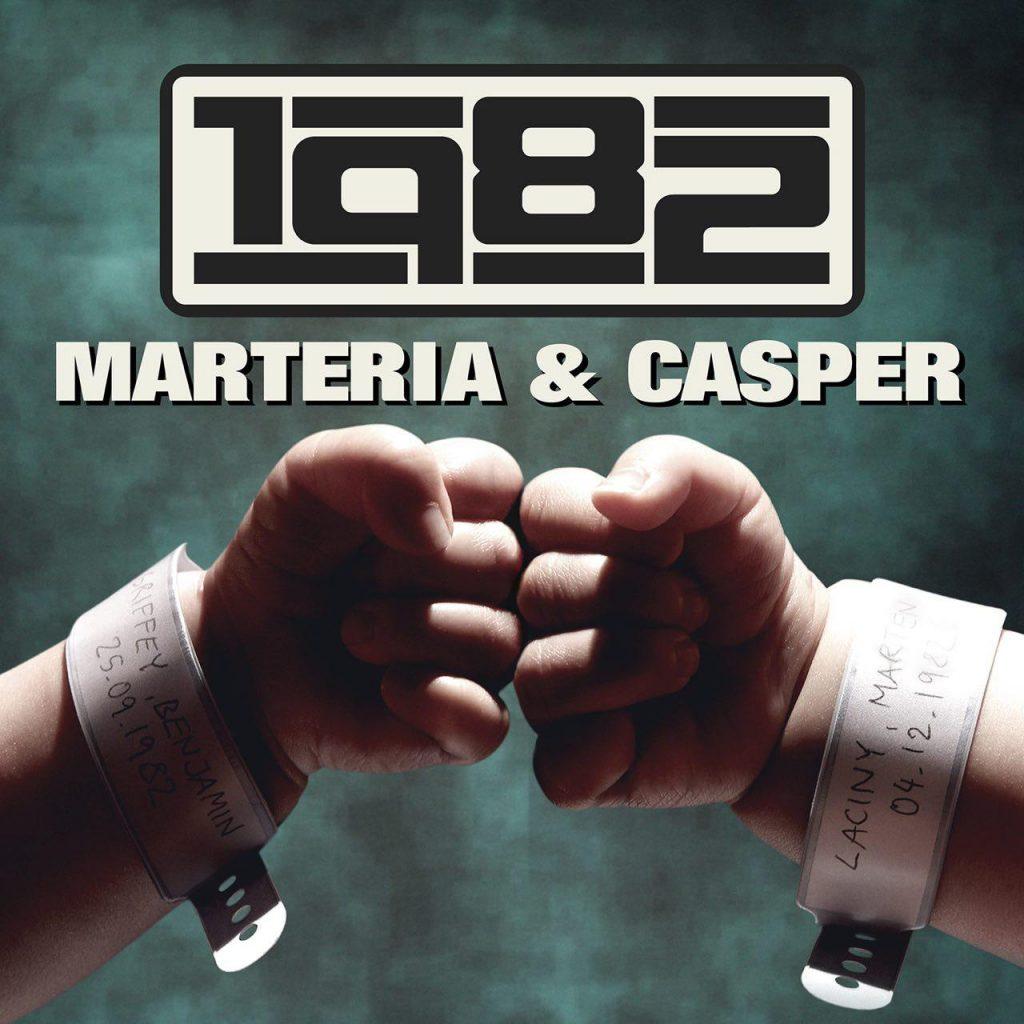 Marteria & Casper - 1982 // Livestream aus Paris 25.11.