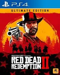 Red Dead Redemption 2 Ultimate Steelbook Edition 83,98€ inkl. VSK