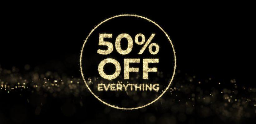 BLACK WEEKEND iDeal of Sweden 50% Rabatt auf alles !!!!