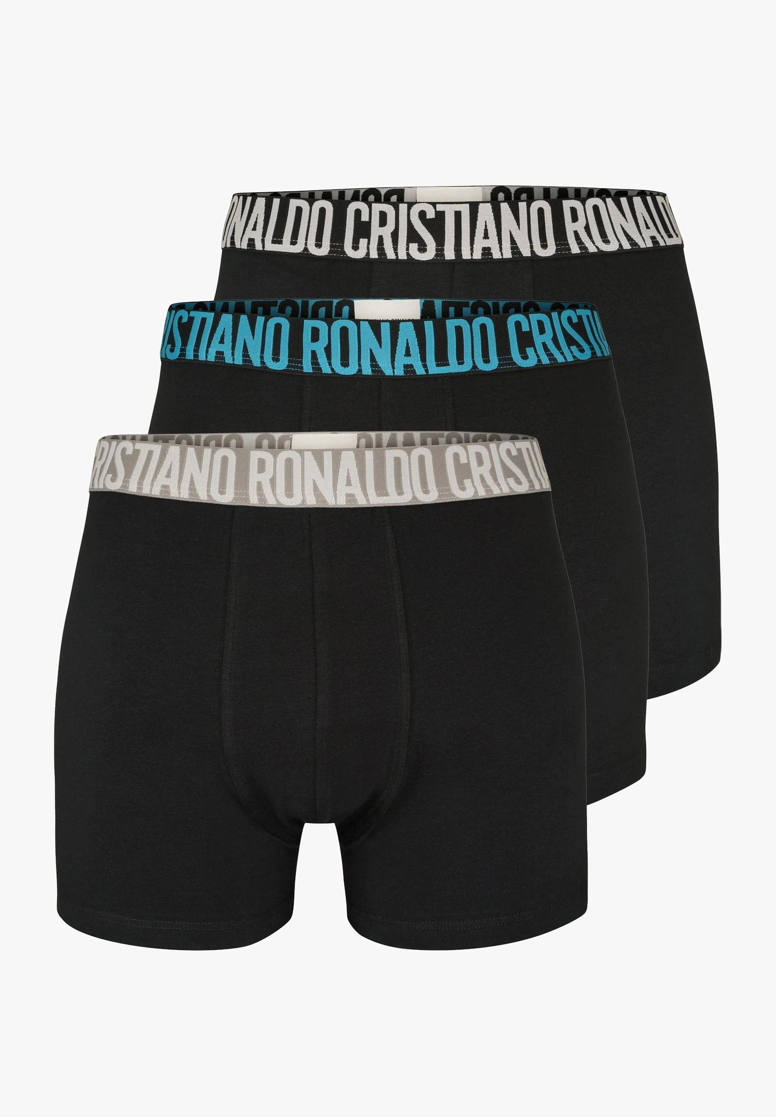 Zalando Christiano Ronaldo CR7 3er Pack Basic Retroshorts / Boxershorts 50% reduziert [S-XXL]