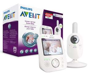 Philips Avent Video-Babyphone SCD630/26 - Amazon Frankreich WHD