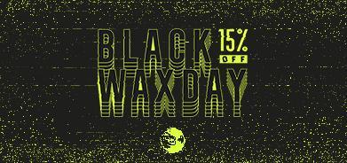 Black Waxday bei Vinyl - Digital - 15% auf Ausgewählte Vinyls