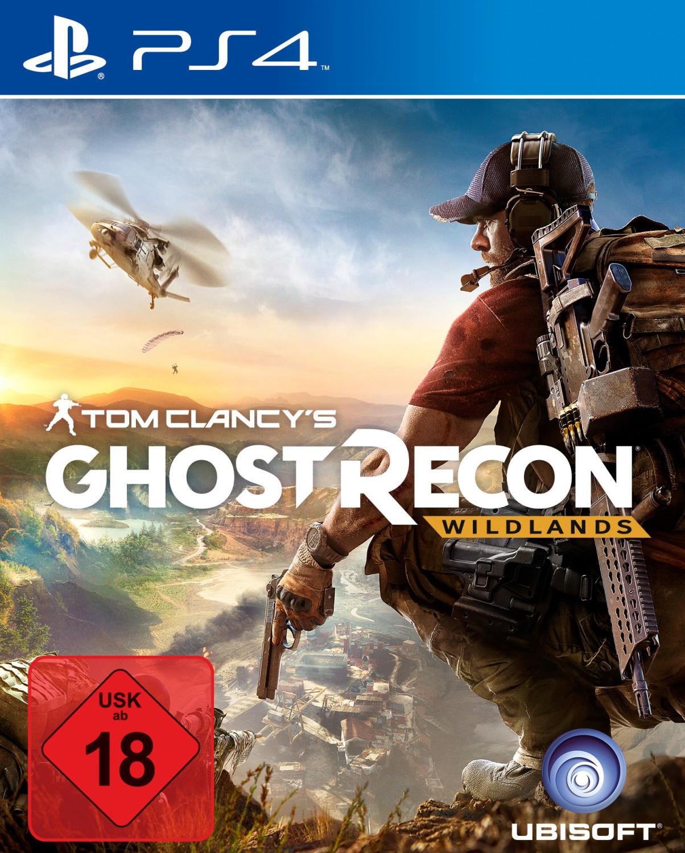 Tom Clancy's Ghost Recon: Wildlands (PS4 & Xbox One) für je 15,99€ (Müller)