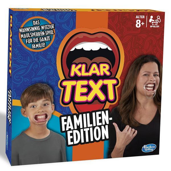 Klartext Familien Edition für unter 20 Schleifen