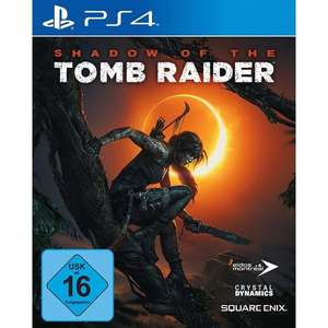 Shadow of the Tomb Raider PS4 (mit Punkten nochmals günstiger)