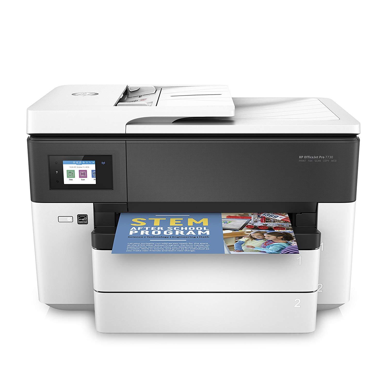[Amazon.it] HP OfficeJet Pro 7730 A3-Drucker (DIN A3, Drucker, Scanner, Kopierer, Fax, WLAN, Duplex, Airprint) +20€ Cashback