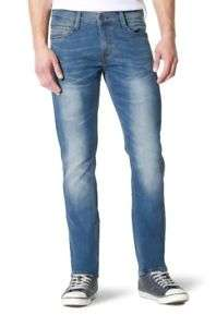 Mustang Oregon Tapered K Herren Jeans light scratched used - Angebot auf eBay