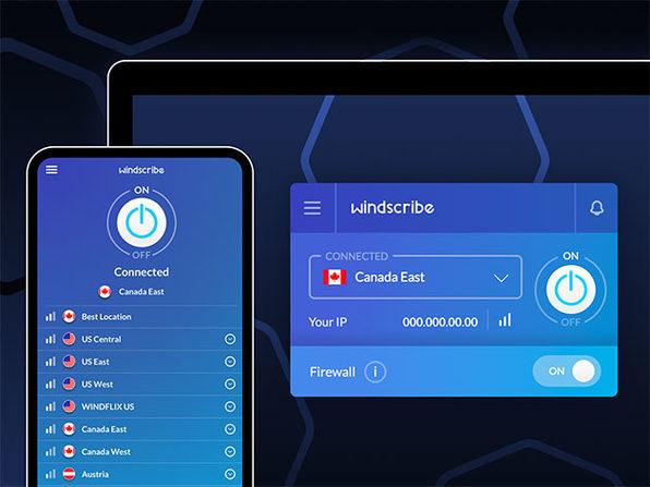 Windscribe VPN - 1 Jahr für 6€, 3 Jahre für 12,50€ oder lebenslang für 32€