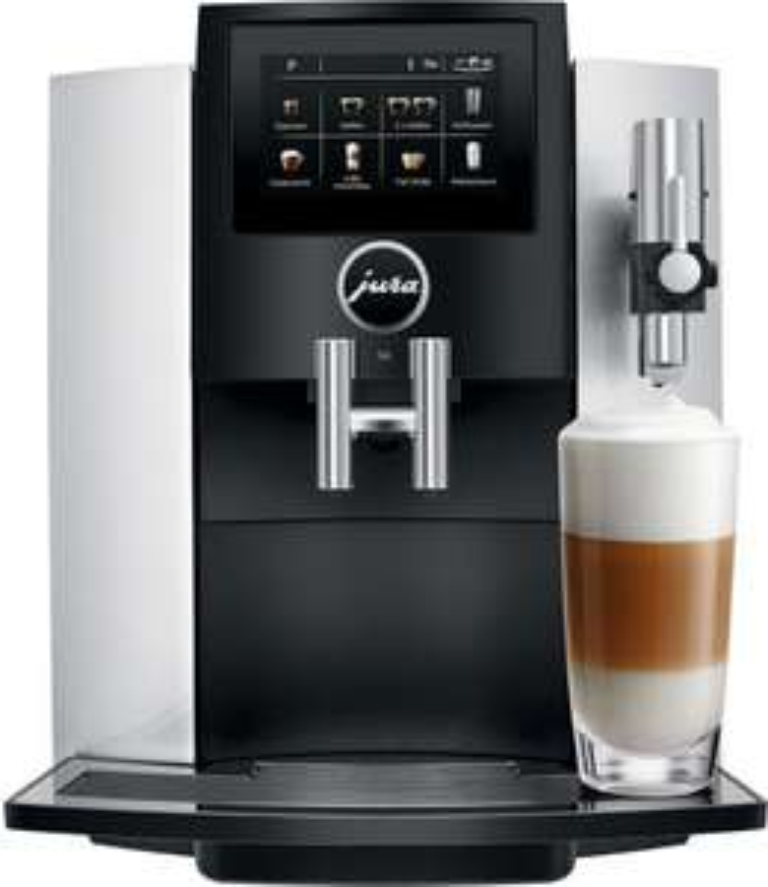 [@Dealclub] Jura S8 Moonlight Silver Kaffeevollautomat für 999€ frei Haus [+shoop]