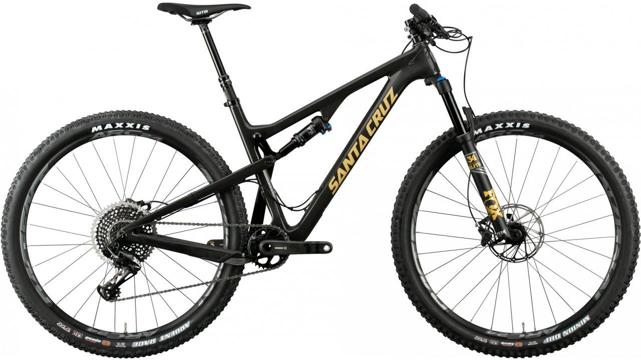 Mountainbike MTB Fully Santa Cruz Tallboy 3.0 CC 2018, SRAM X01, Carbon