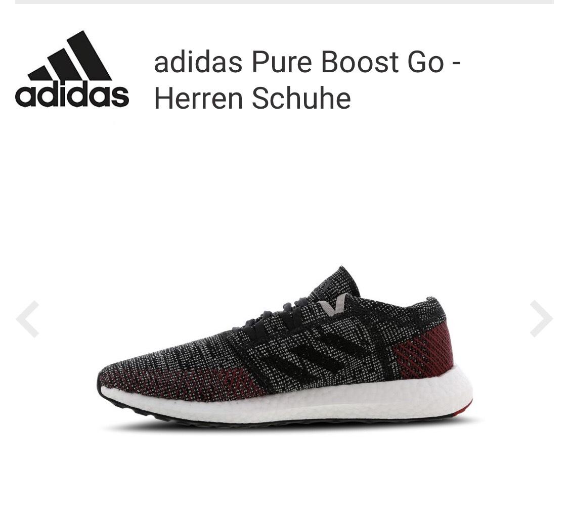 Adidas Pure Boost Go diverse Farben
