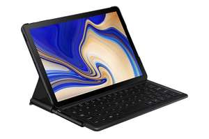 Book Cover Keyboard EJ-FT830 für das Samsung Galaxy Tab S4 - Tastatur