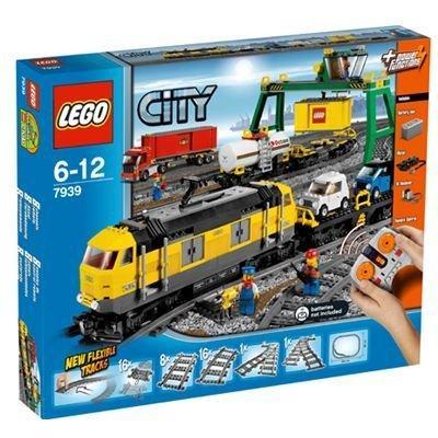 LEGO City 7939 - Güterzug für 125,08€ bei Amazon.it