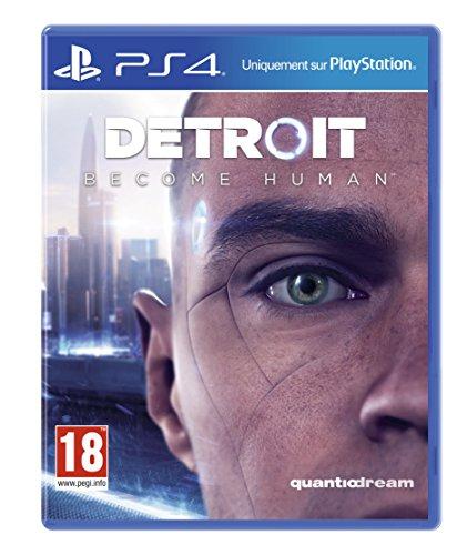 Amazon FR Detroit become Human PS4 deutsch