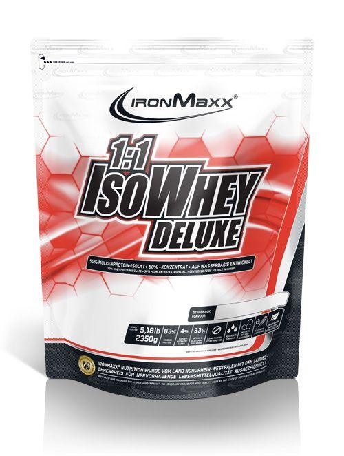 2,35kg Isolate Whey + 3 Proteinriegel (100g) mit 50% Protein für 19,83€ inkl. Versand