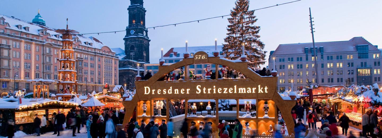 Dresden Weihnachtsmarkt mit Hotel 39€