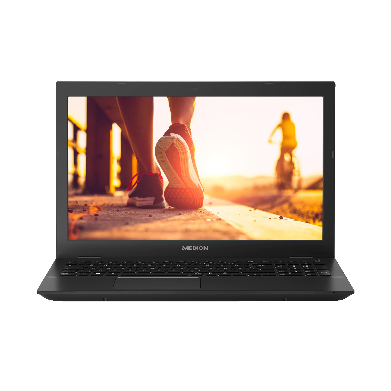 """MEDION AKOYA P7653 MD 61088 Notebook 43,9cm/17,3"""" i7 8. Gen 256GB SSD 1,5TB 16GB"""