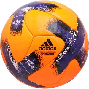 [mandmdirect] Adidas Torfabrik Official Matchball (OMB) 2017 Winter Spielball