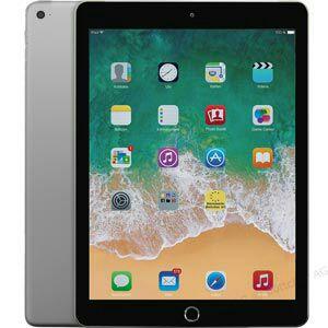 Apple Tablet-PC iPad 2018 MR7F2FD/A, WiFi, 9,7 Zoll, iOS 11, 32GB, space grau