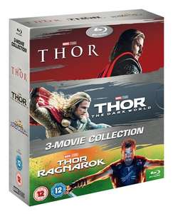 Thor: 3-movie Collection (Box Set) [Blu-ray]