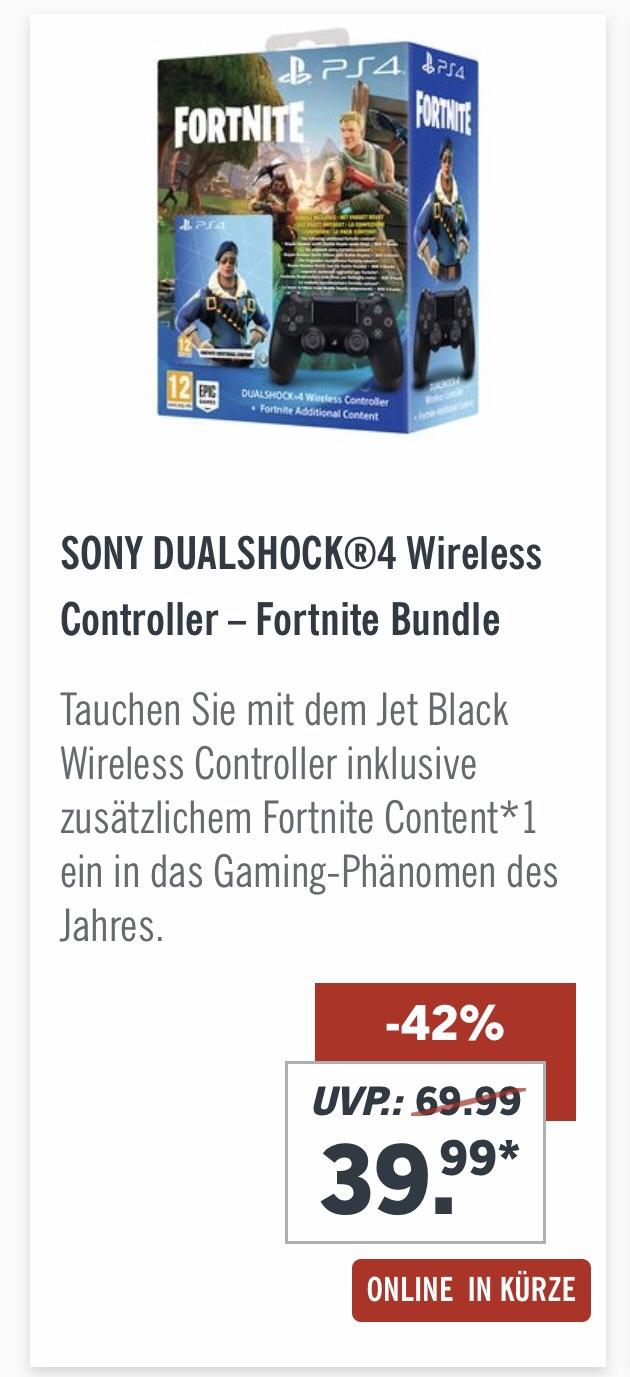 SONY DUALSHOCK®4 Wireless Controller – Fortnite Bundle