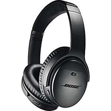 BOSE QuietComfort 35 II Bluetooth-Kopfhörer schwarz