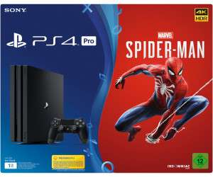 [Saturn] Bundle Playstation 4 Pro 1TB + SPIDER MAN