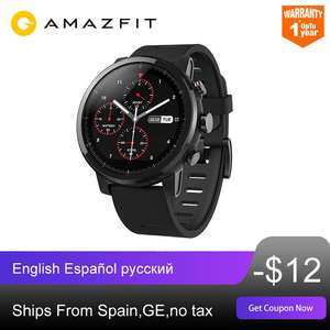 Xiaomi Amazfit Stratos 2 - International Version Versand aus Deutschland