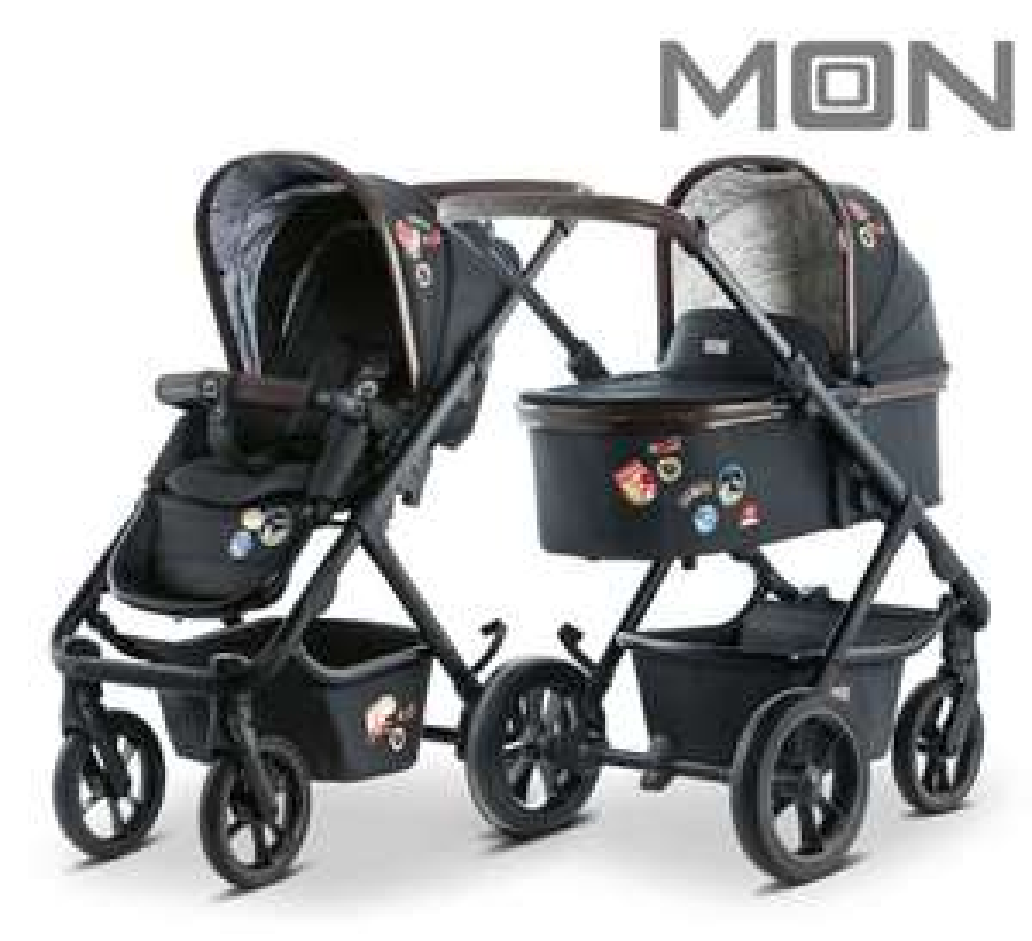 Moon Scala Voyage Kombi-Kinderwagen