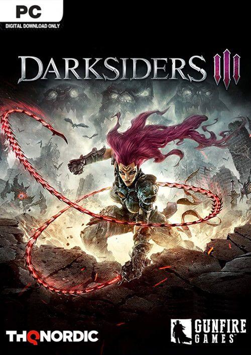 Darksiders III Vorbestellung PC Steam Key