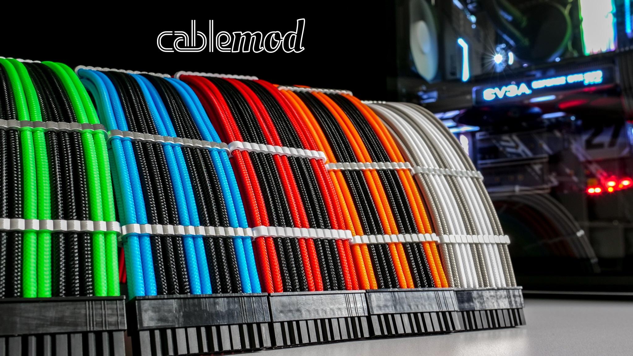 (Caseking) Cablemod 25% auf das gesamte Sortiment (+5,99 Versand, -2€ bei Vorkasse)