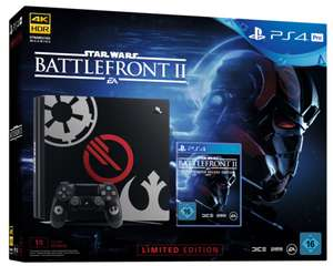 PlayStation 4 Pro Limited Edition + Star Wars