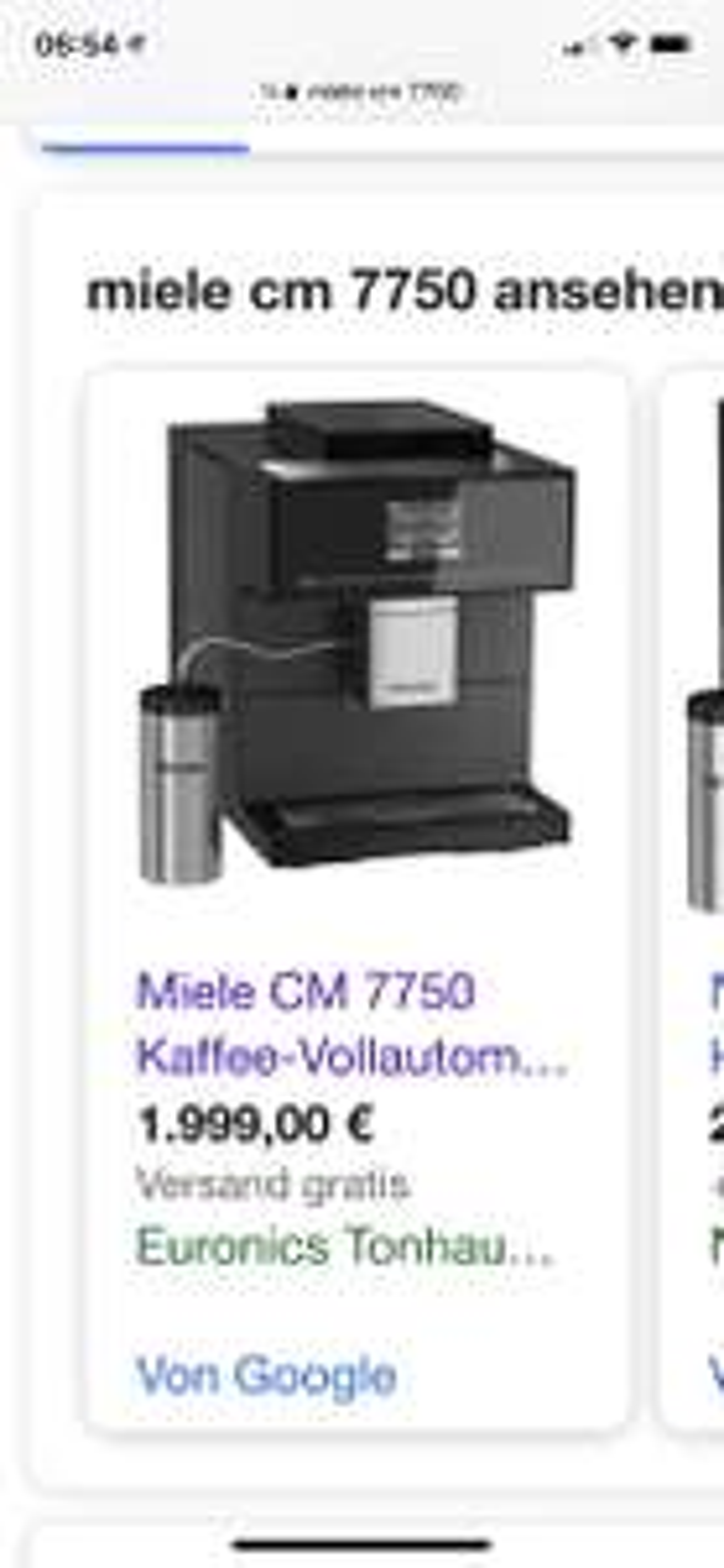 Miele CM 7750 Vollautomat zum Guten Preis