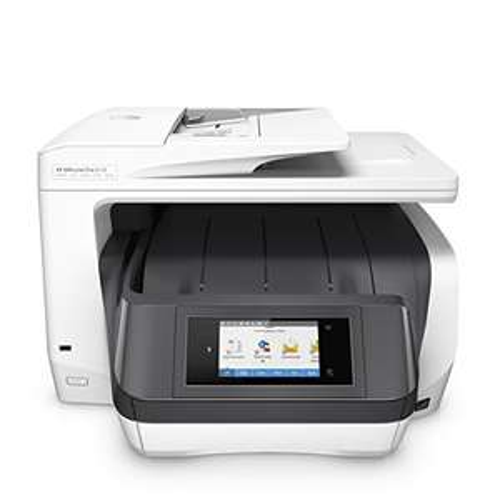 [Amazon Prime] HP OfficeJet Pro 8730 Multifunktionsdrucker (Instant Ink, Drucker, Scanner, Kopierer, Fax, WLAN, LAN, NFC, Duplex, Airprint)