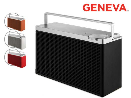 [ibood] Geneva Lab Touring/M Bluetooth-Lautsprecher in 4 Farbvarianten