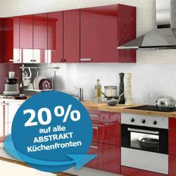 [LOKAL IKEA Köln] 20% auf IKEA Abstrakt (hochglanz) Küchenfronten