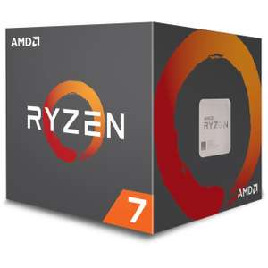 AMD Ryzen 7 2700 Boxed 8 x 3.2GHz Octa Core Sockel: AM4 65W