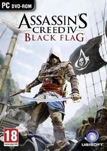 Assassin's Creed IV 4 Black Flag PC (UPlay)