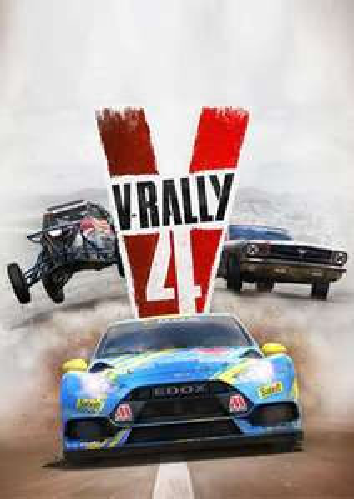 V-Rally 4 (Steam) für 11,39€ (CDkeys)