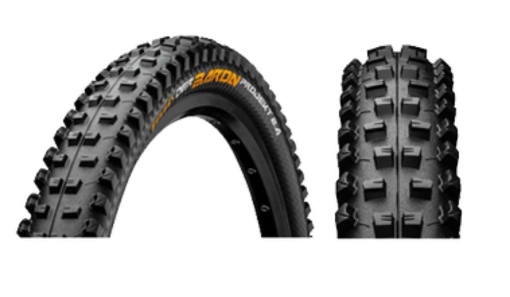 Continental Protection Fahrradreifen bei Bike-Discount: z.B. Der Baron Projekt 2,4 für 30,56€