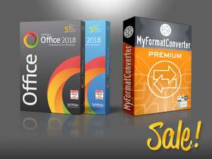 Softmaker Office 2018 Universal und Professional 70% Rabatt für Mac, Windows und Linux