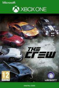 The Crew (Xbox One Download Code) für 2,22€ (CDKeys)