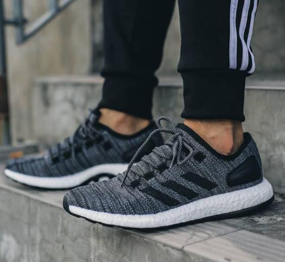 Adidas Pure Boost All Terrain Laufschuhe, Größen 39 1/3 - 53 1/3