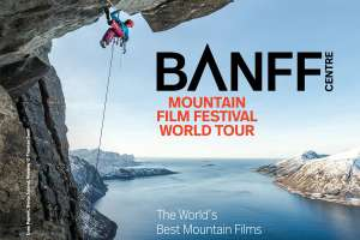 Aktionsticket für Outdoor-Filme (Banff, Reel Rock, Berge 150, Ocean Film Tour)