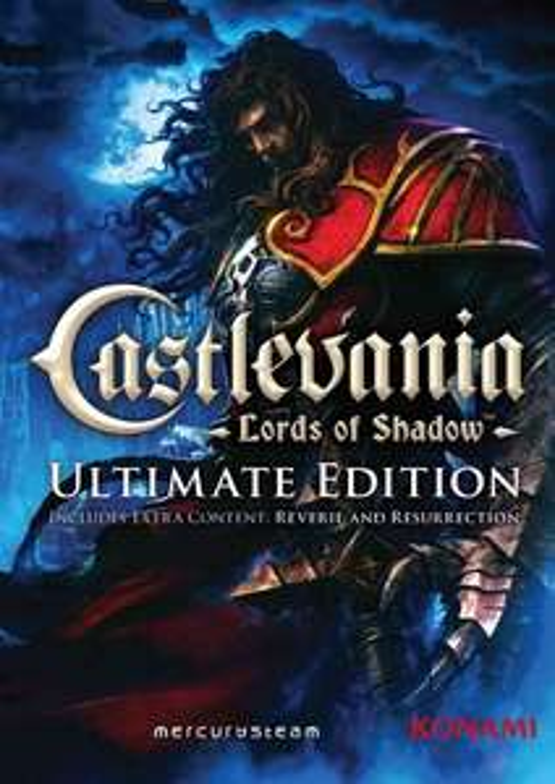 Castlevania Lords of Shadow Ultimate Edition (Steam) & Castlevania Lords of Shadow Mirror of Fate HD (Steam) für je 1,09€ (CDkeys)