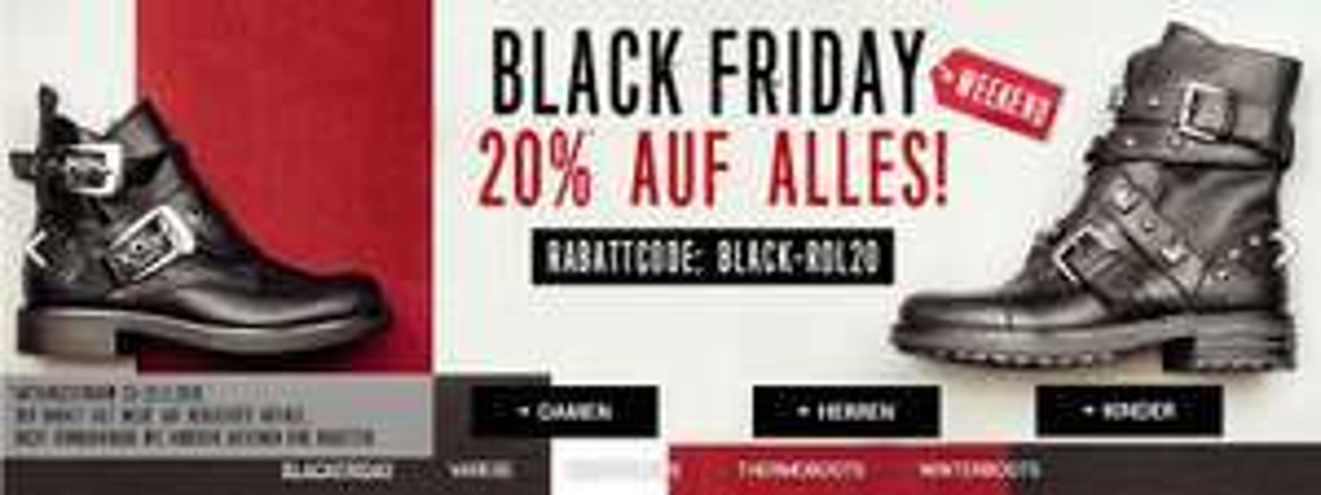 ROLAND - Black Friday WEEKEND 20% auf ALLES