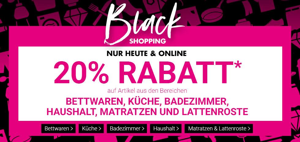 [Karstadt : 20% Rabatt auf Bettwaren , Küche, Badezimmer , Haushalt, Matratzen, Lattenroste / 15% Rabatt auf alle Beauty-Adventskalender