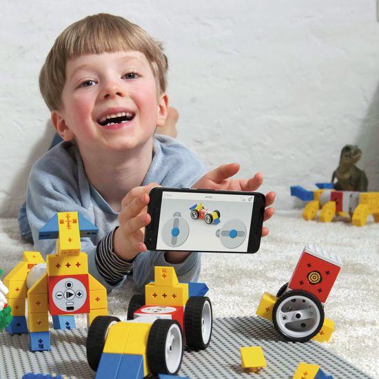 KINEMATICS| Tinkerbots Advanced Builder Set Baukastensystem, Mehrfarbig