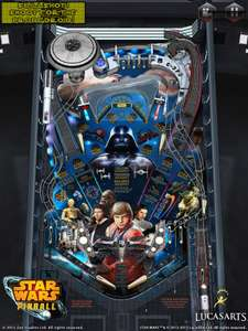 Star Wars Pinnball 7