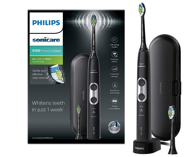 [Amazon.co.uk] Philips Sonicare ProtectiveClean 6100 - HX6870/47
